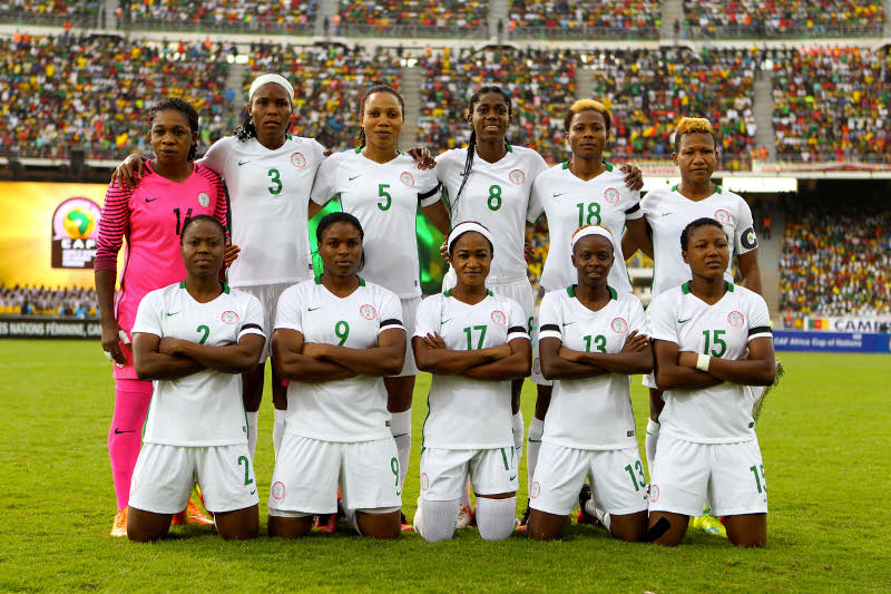 Dalung: Sports Ministry, NFF Didn't Expect Falcons To Win AWCON