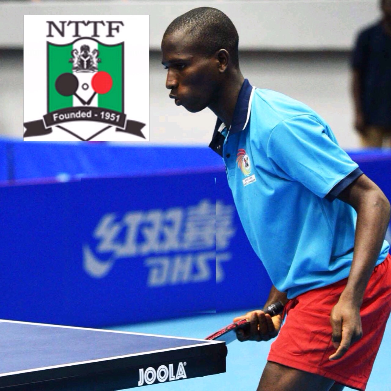 Paris Based NGO Donates Tennis Equipment To NTTF
