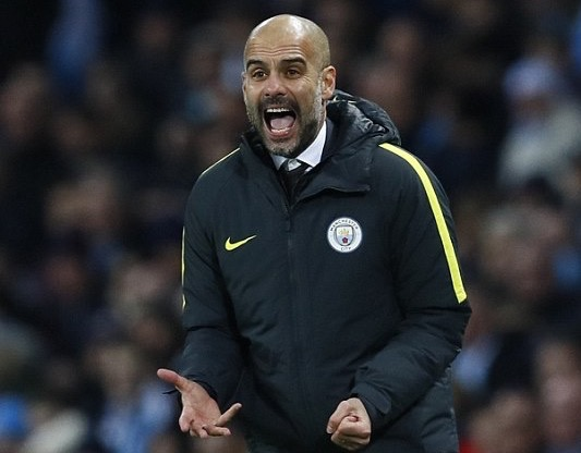 Guardiola Hails Man City Players For Winning Another Open Game Vs Watford