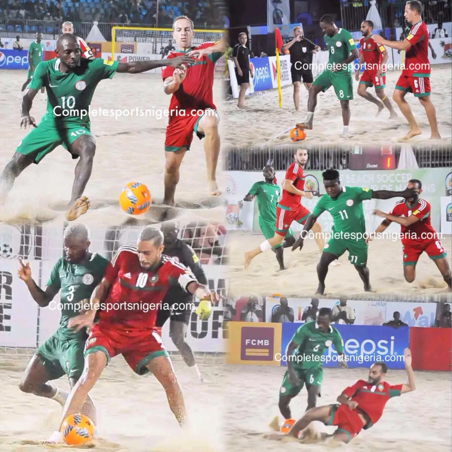 Ibenegbu: Nigeria Ready For 2017 Beach Soccer World Cup