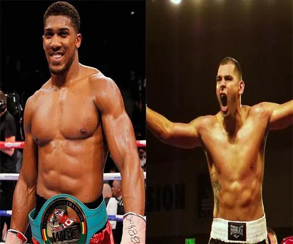Konyegwachi Backs Joshua To Defend IBF Title Against Molina
