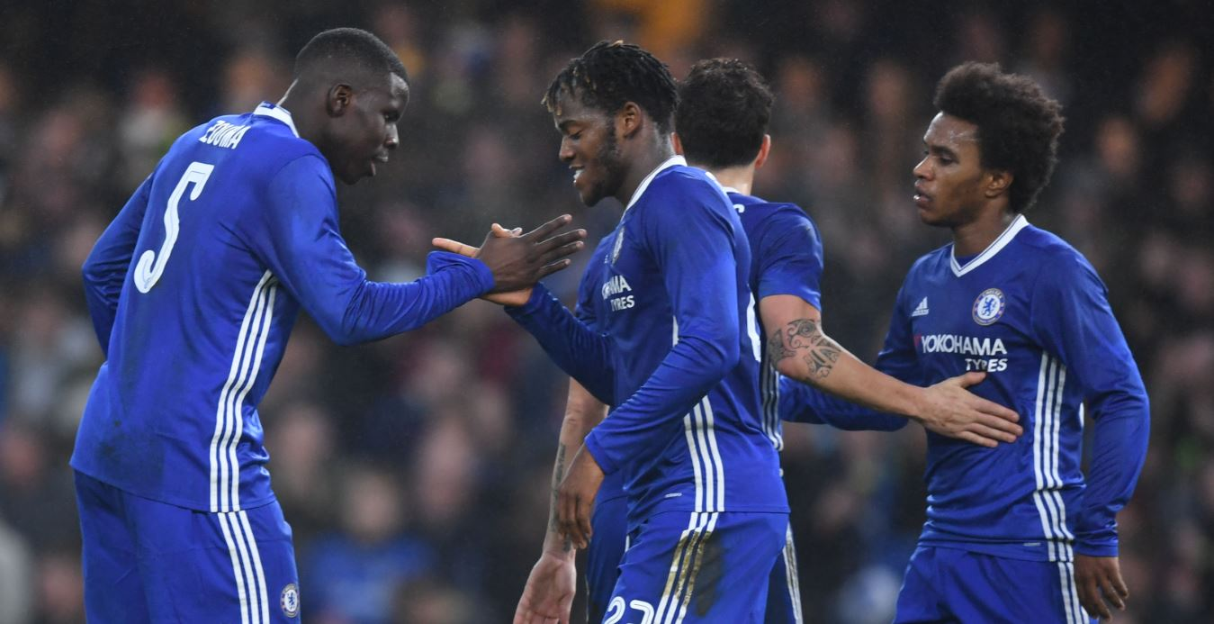 FA Cup: Terry Sent Off As Chelsea Thrash Peterborough, Boro Win