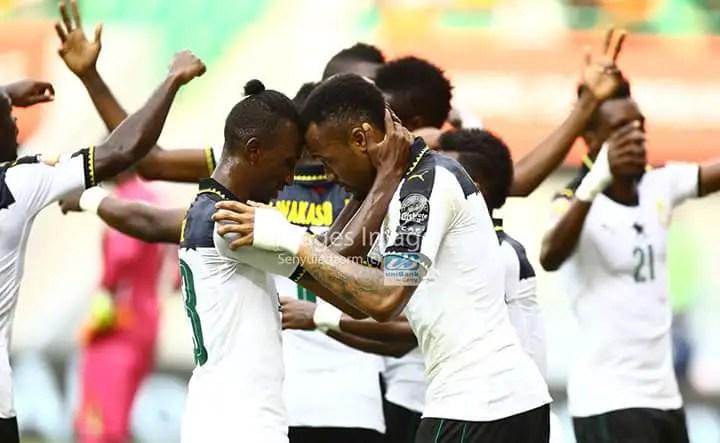 AFCON 2017: Gyan's Goal Vs Mali Sends Ghana into Quarter-finals