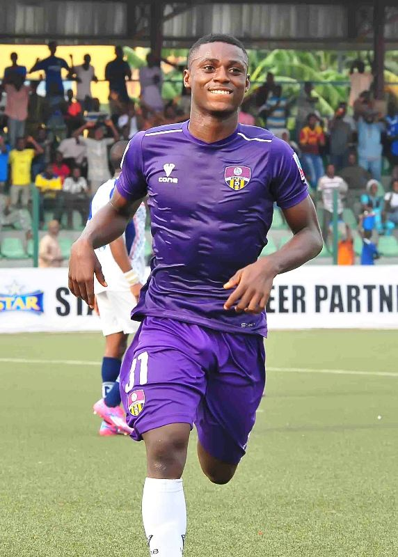 Odey: It Feels Great Being The Scorer Of 1st Hat Trick Of The Season