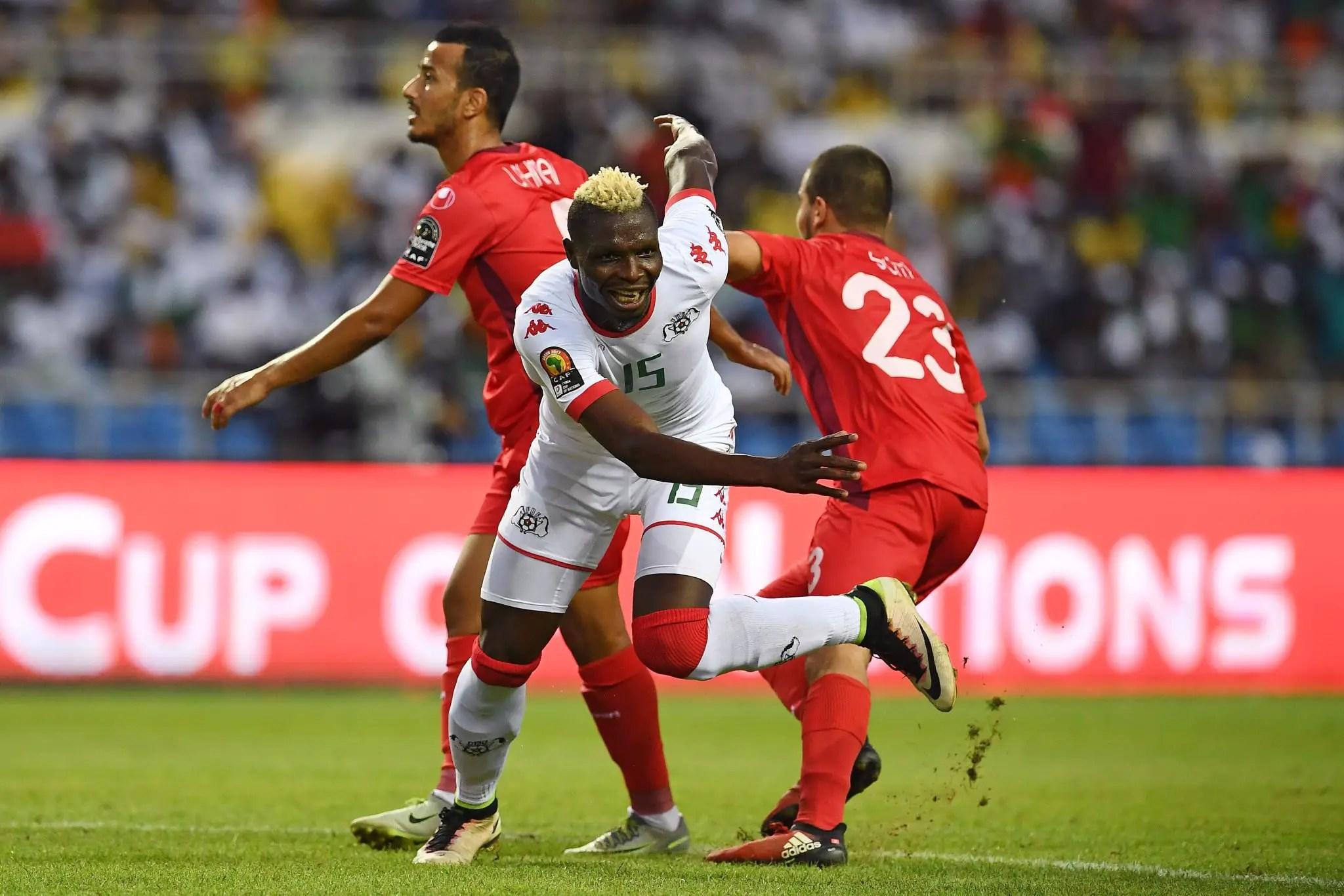 AFCON: Bance Scores As Burkina Faso Cruise Past Tunisia Into Semis