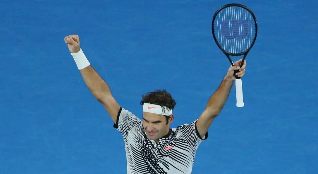 Federer Beats Nadal In Epic Australian Open Final