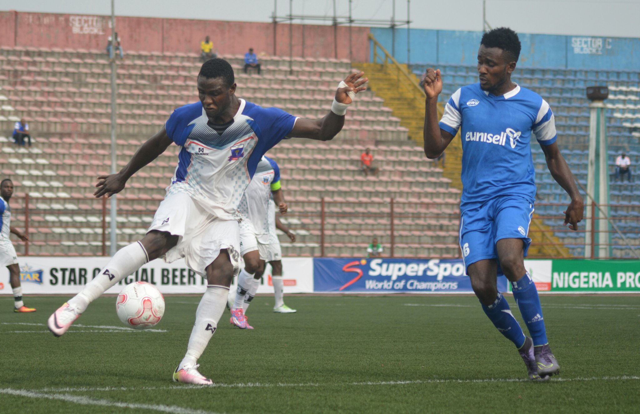 NPFL: Plateau United Stay Top, Tornadoes Hold Rangers; Pillars, 3SC Lose