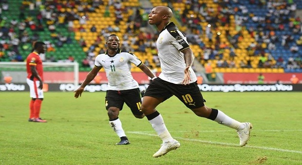 AFCON 2017: Ghana Edge Impressive Uganda In Group D Opener