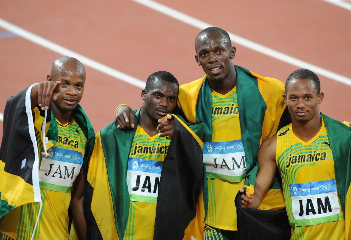 Bolt, Jamaica Teammates Lose Beijing 2008 Medals For Banned Drugs