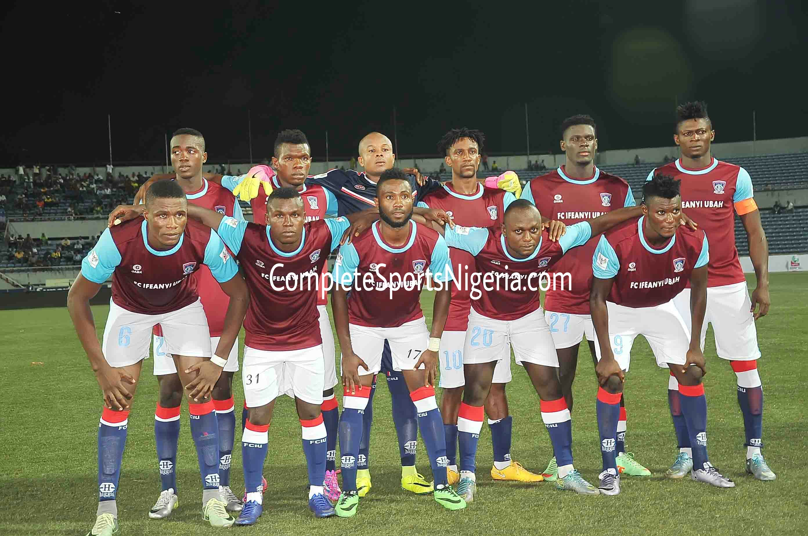 Ifeanyiubah Edge Rangers To Win 2017 Charity Cup