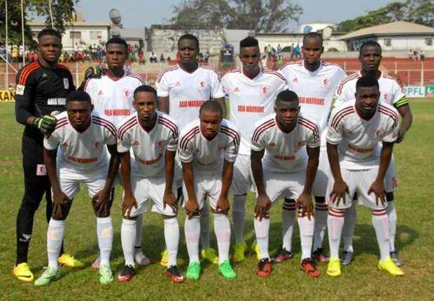 LMC Fine Abia Warriors, Slam Ref After Remo Stars Defeat