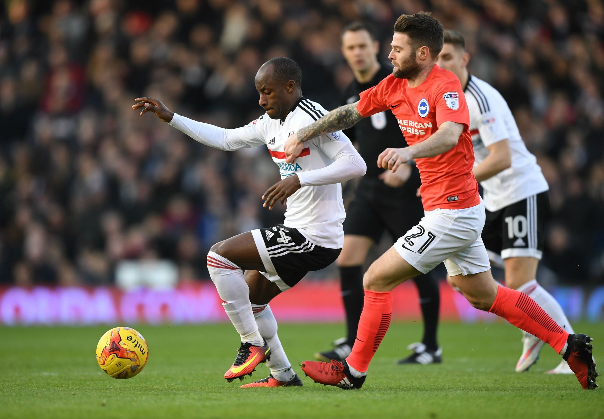 Aluko Eager To Face Former Club Hull In FA Cup Fourth Round