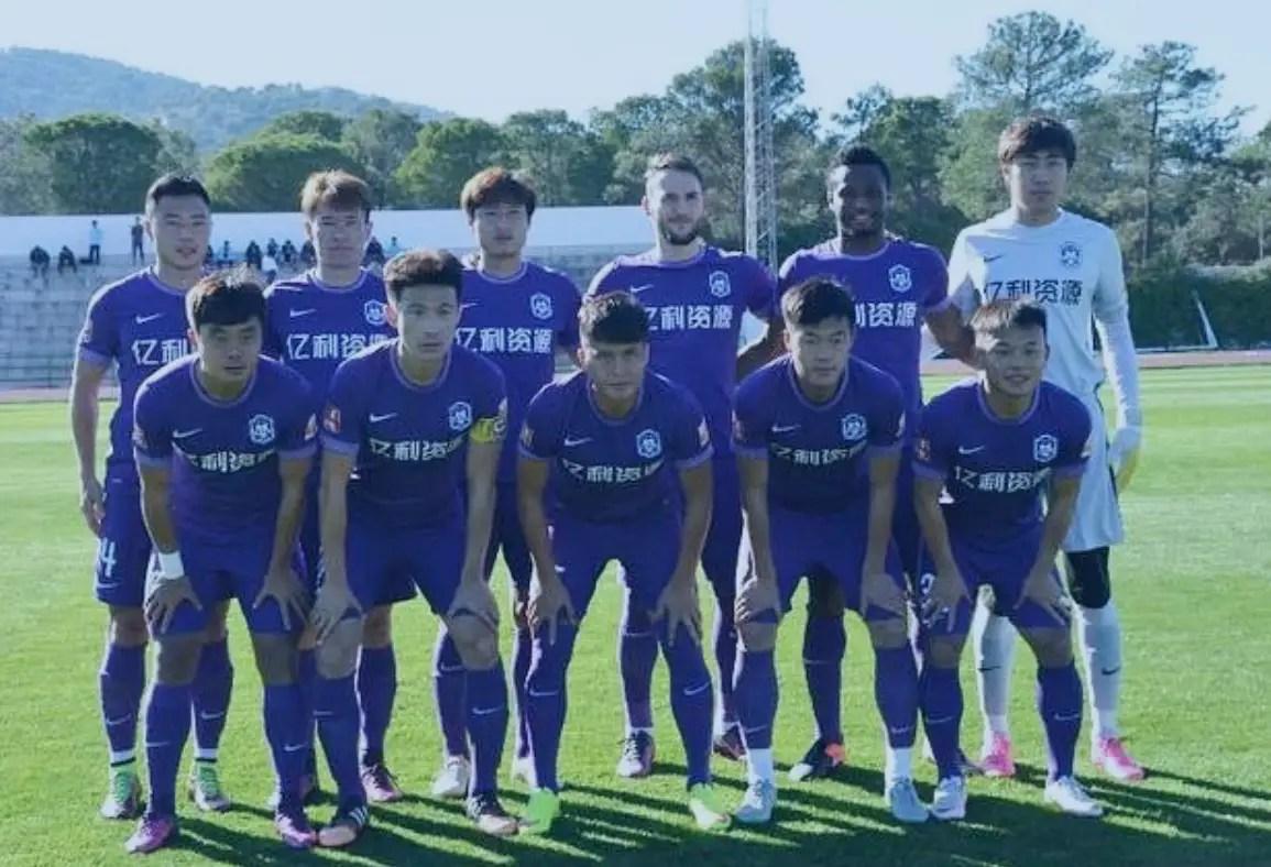 Mikel Features In Tianjin TEDA defeat To Borussia Monchengladbach II