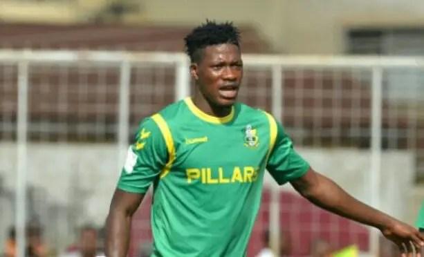 Home Eagles Defender Alimi joins Akwa United