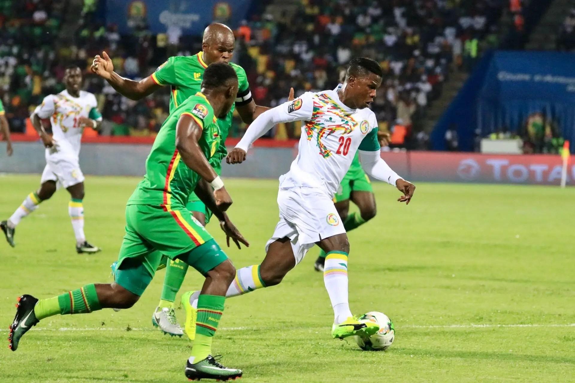 AFCON 2017: Mane, Saivet's Goals Fire Senegal Past Zimbabwe, Into Quarter-Finals