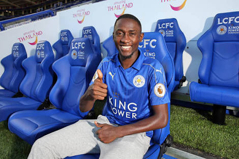 Ndidi: Leicester Played Great Game Against Liverpool