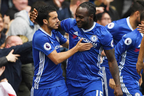 Conte To Rest Moses Vs Brentford Ahead Of Liverpool Clash