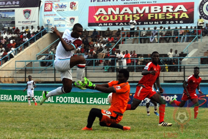 Obaje Happy With FC IfeanyiUbah Debut, Eyes CAFCC Win