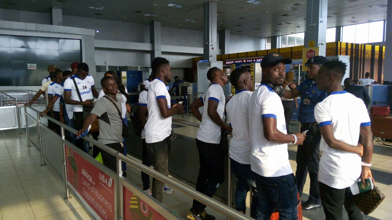 CAFCL: Eguma Promises Victory As Rivers United Leave For Mali