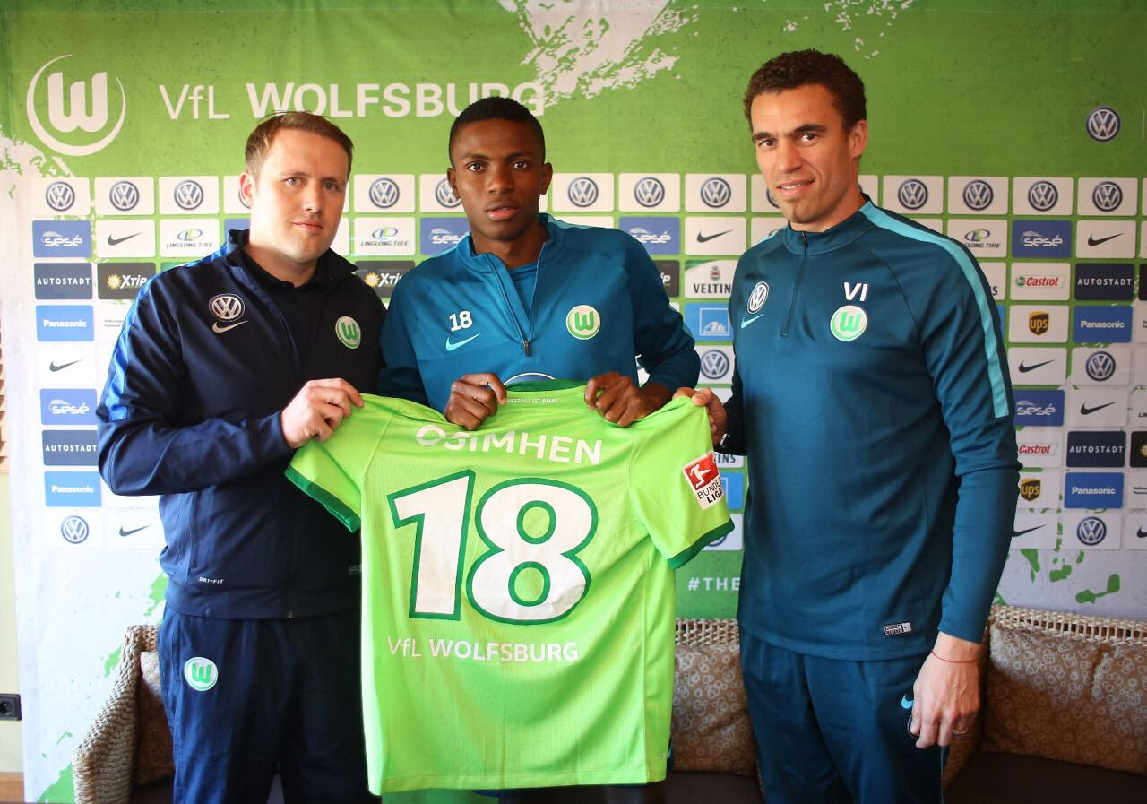 Osimhen Eager For Bundesliga Action, Seeks Quick Return From Injury