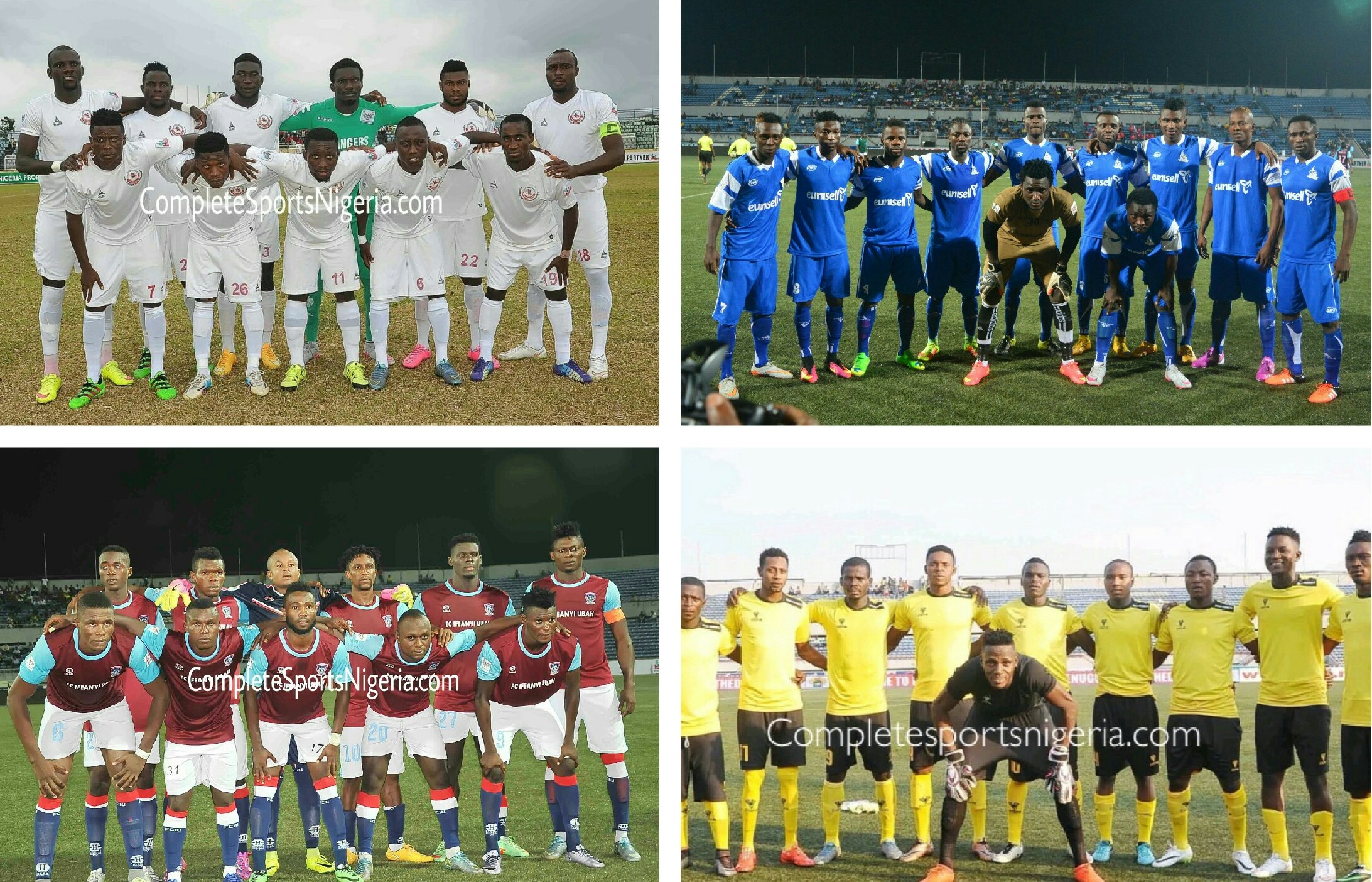 LMC Reschedules Rangers, Rivers United, FC IfeanyiUbah, Wikki Tourists Matches