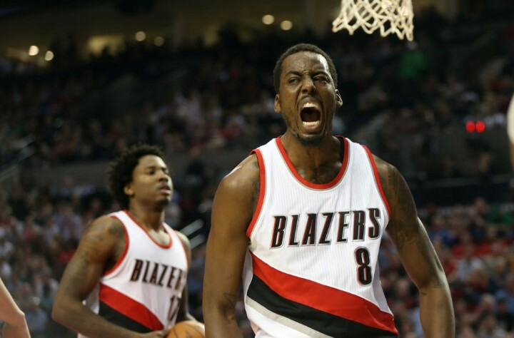 NBA: Aminu Resumes Training With Blazers After Layoff Over Injury