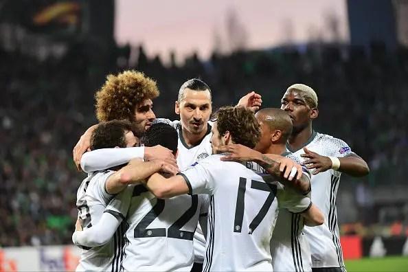 Europa League: 10-Man United Advance, Emenike Dropped As Fenerbahce Crash