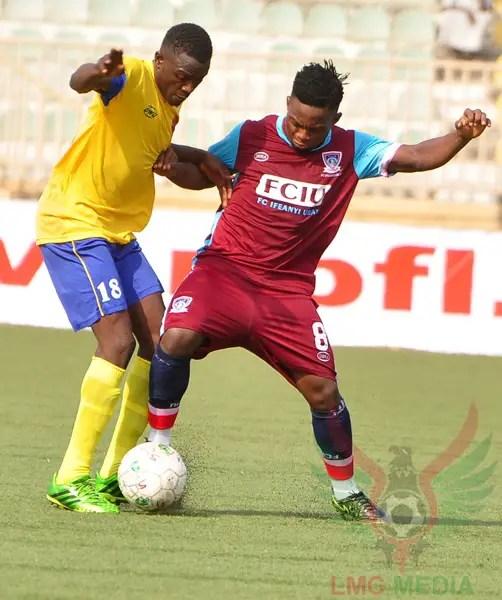 NPFL: FC IfeanyiUbah Stop Plateau As Lobi Edge Enyimba
