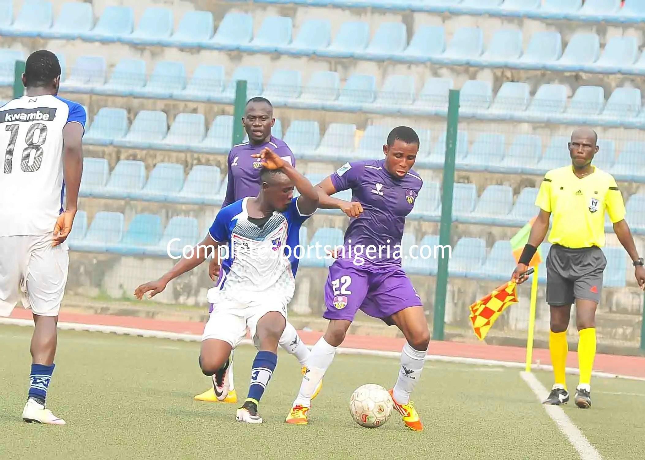 NPFL: ABS End MFM Run As Enyimba Edge Akwa United