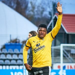 Salami Scores in KuPS Cup Win; Ebuehi Loses With ADO Den Haag