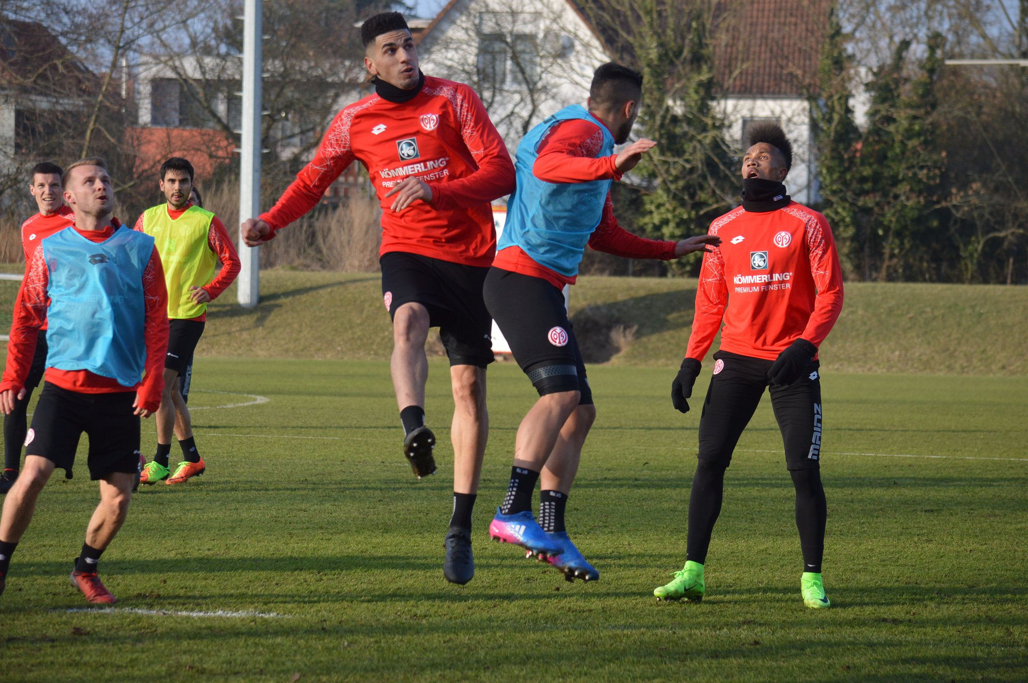 Balogun Set For Mainz Return Vs Augsburg