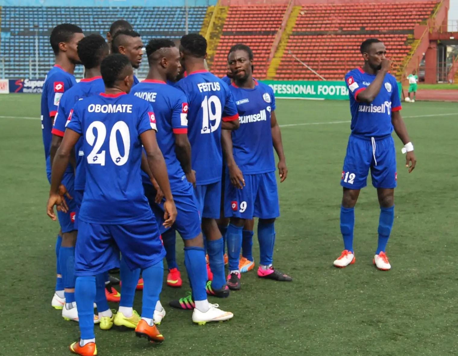Rivers United Midfielder, Igbinoba: We Should Start Scoring Goals