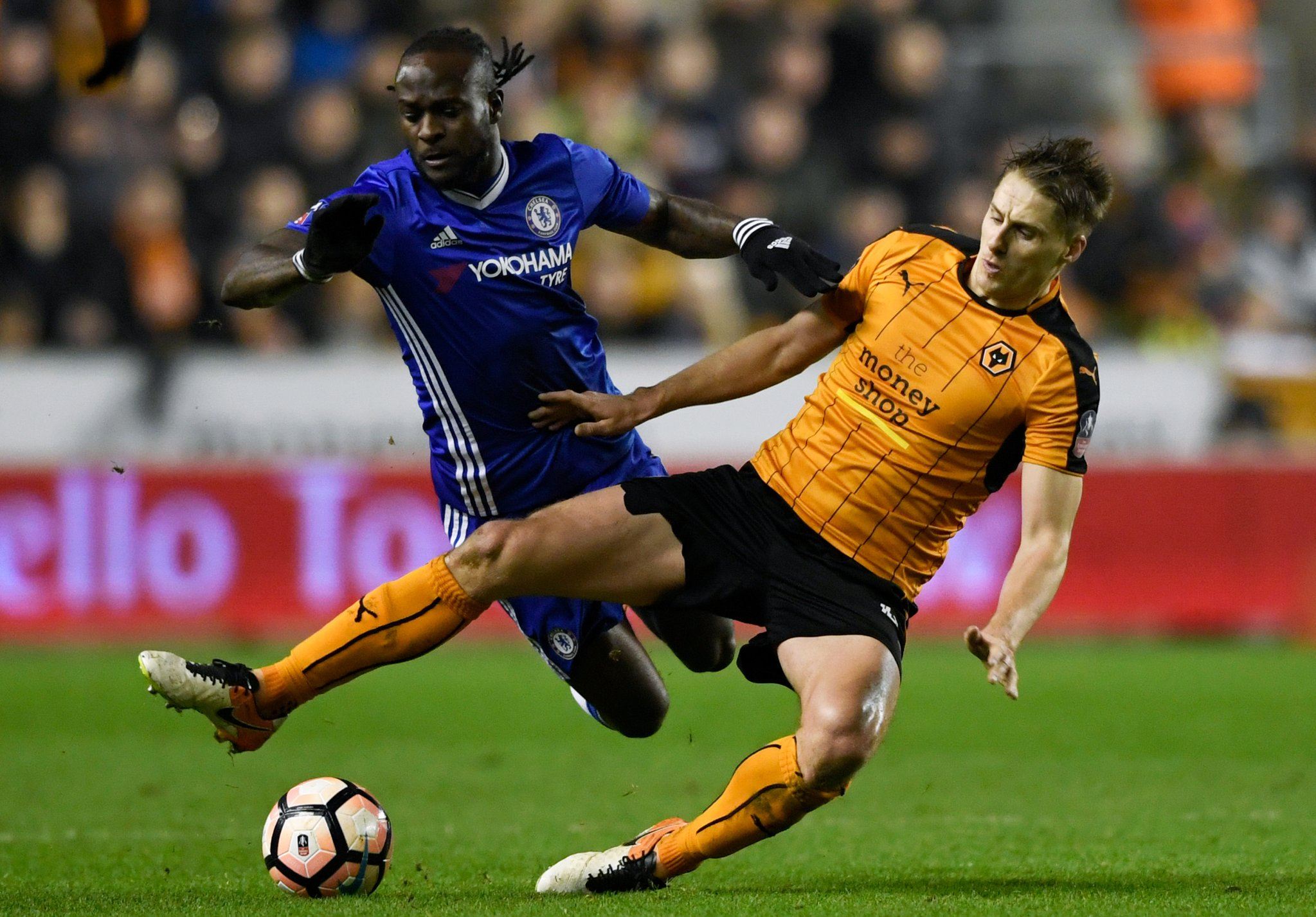 Moses Thrilled With Chelsea's Hard-Earned Win Vs Wolves