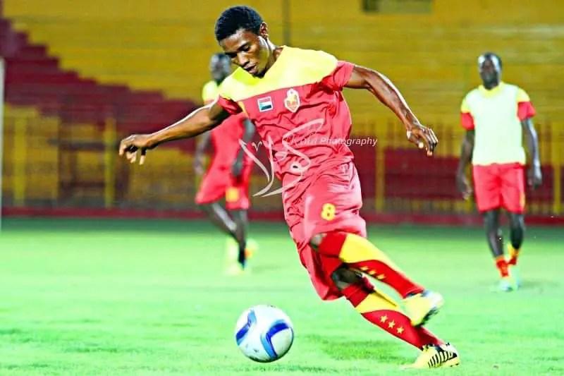 Al-Merrikh Forward, Ojo: I'll GIve My Team Tips On Beating Rivers United