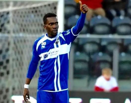 KAS Eupen Striker, Onyekuru Eyes NIgeria Call-Up