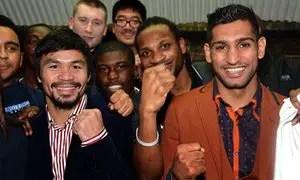 WBO Champion Pacquiao To Face Khan April 23
