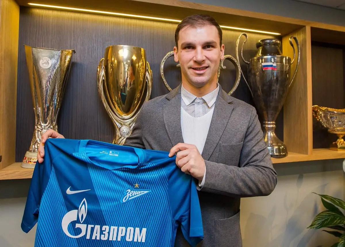 Chelsea Confirm Ivanovic Has Joined Zenit