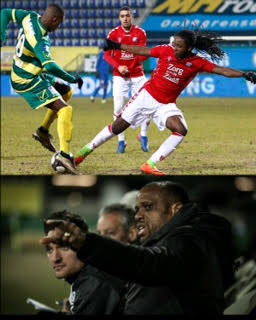 Oliseh 'Exceedingly' Happy For Fortuna Sittard's Win Vs Jong FC Utrecht