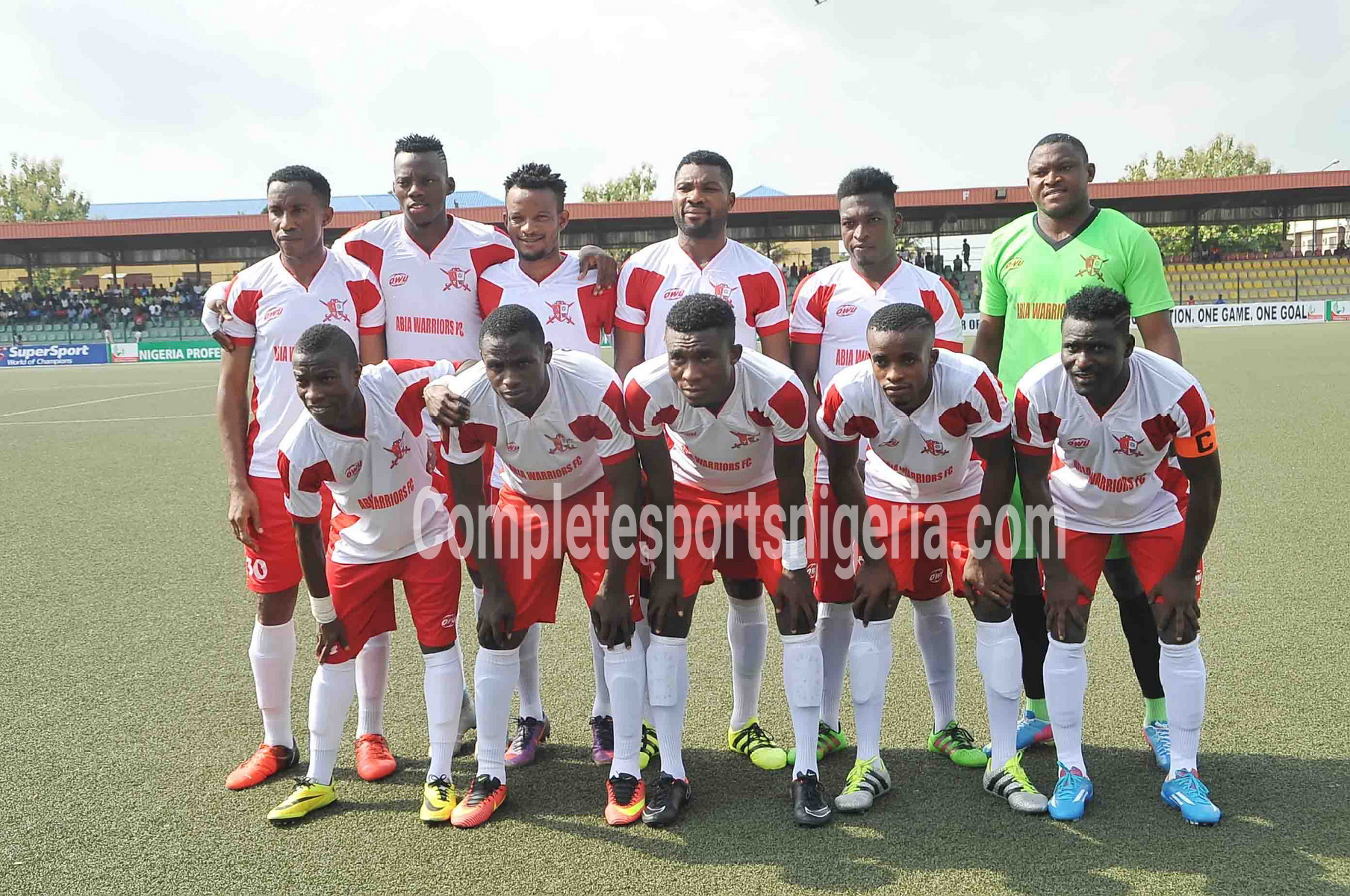 Abia Warriors Captain Efugh: Poor First Half Cost Us MFM Match