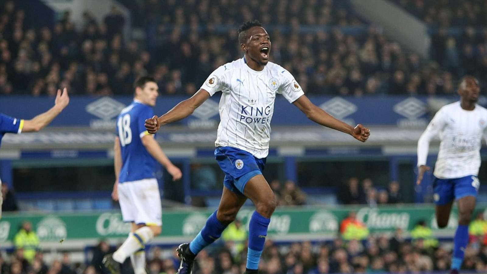 Shakespeare Hints Musa, Other Leicester Player Not Leaving This Summer