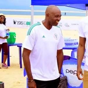 Beach Soccer W/Cup: Nigeria Coach, Adamu Confident Against Mexico, Italy
