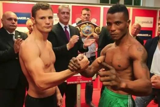 Ekpo LosesWBA Title Fight To ZeugeBy Unanimous Decision