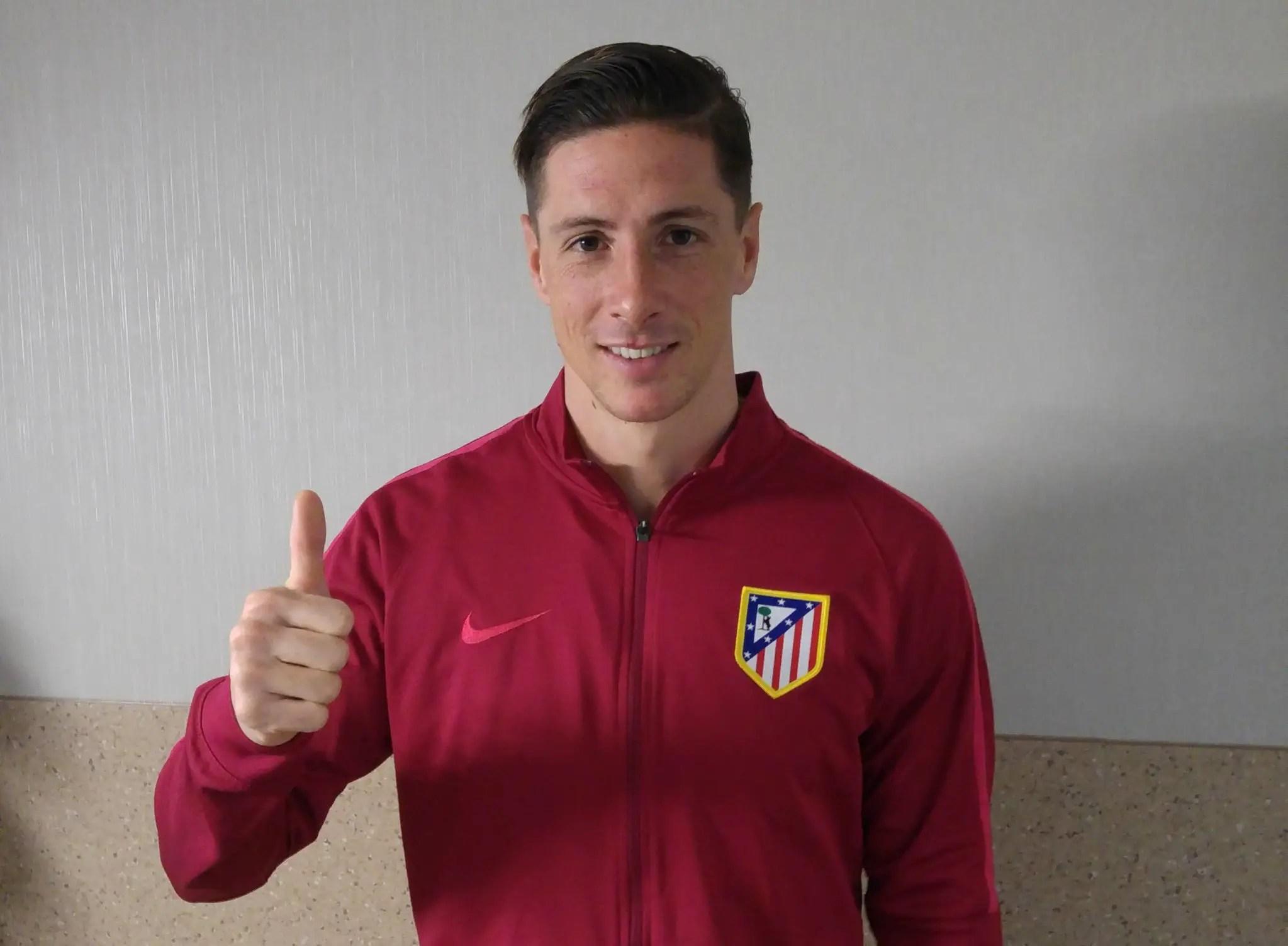 Fernando Torres Joins Japanese Club Sagan Tosu