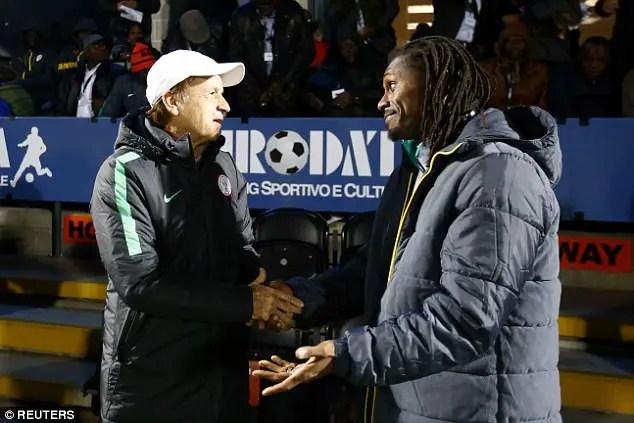 Senegal Coach, Cisse: Super Eagles Good Team Despite CAN 2017 Miss