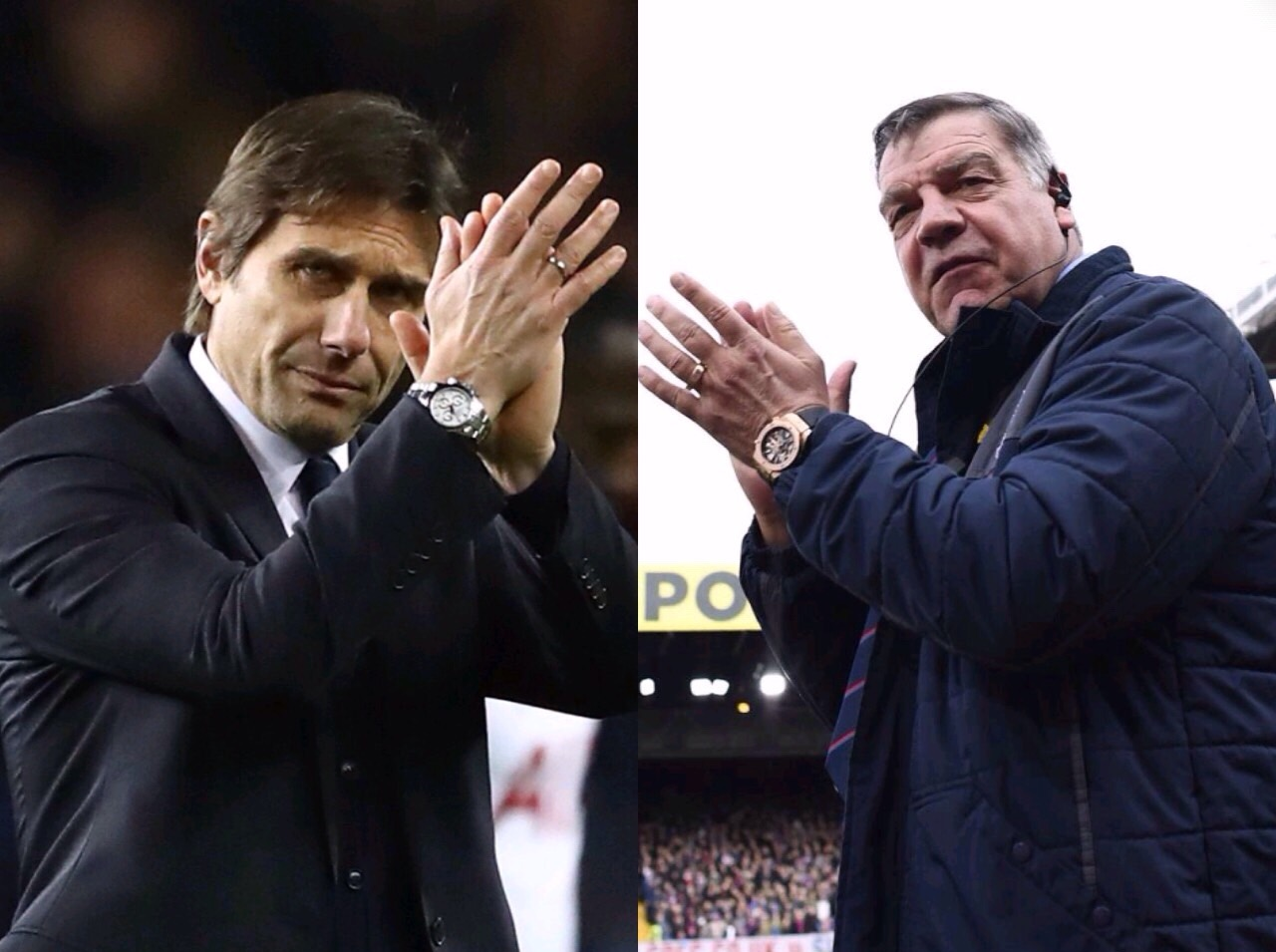 Conte Douses Hazard Transfer Rumours As Chelsea Host Palace; Allardyce Eager To Face Top Coach