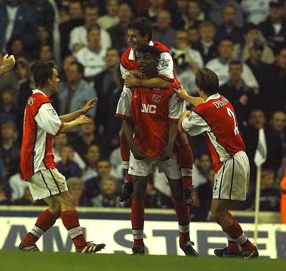 Keown: Kanu Scored My Favourite Arsenal Away Goal Vs Tottenham