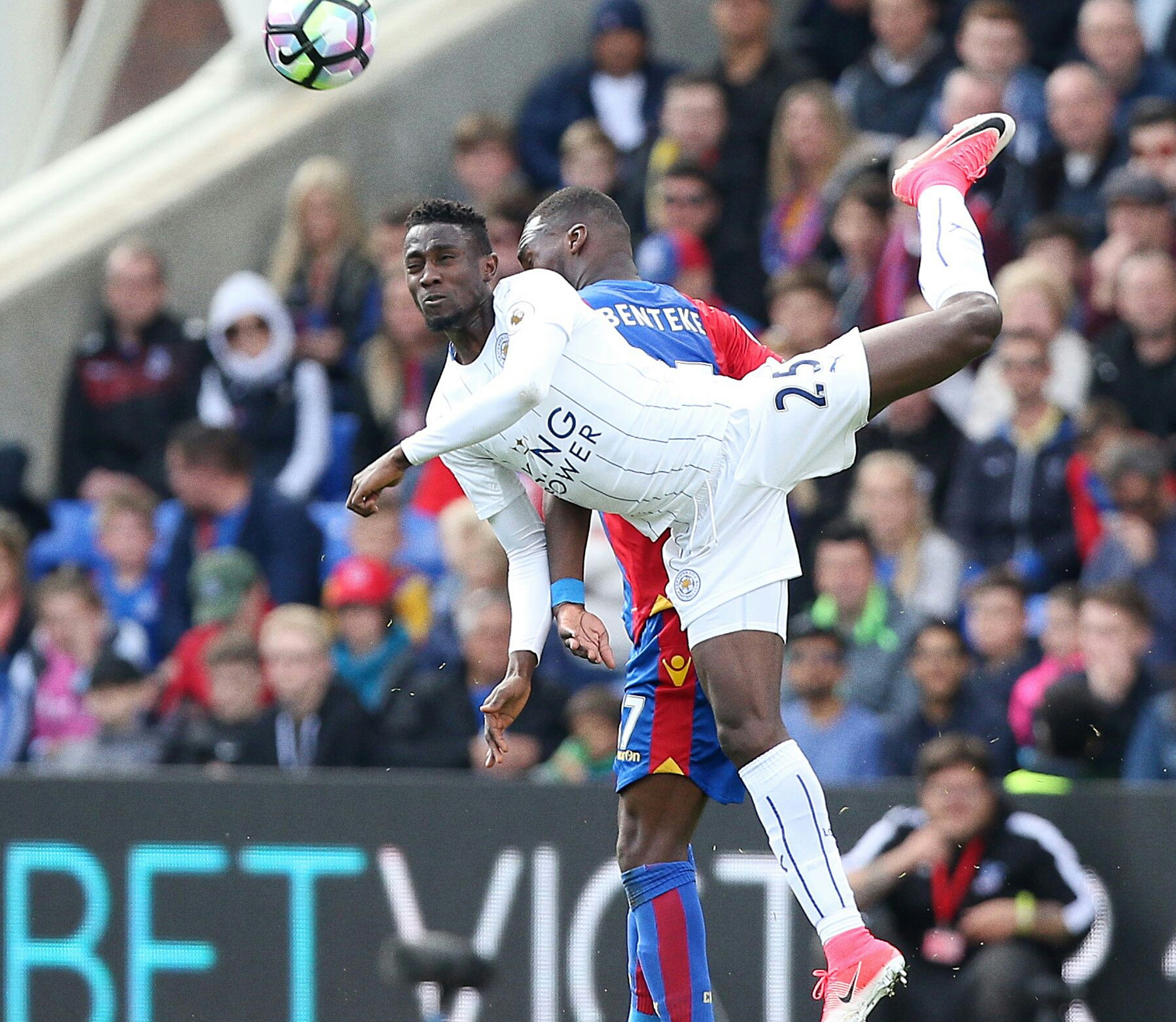 Ndidi Shines, Musa Benched As Leicester Draw; Anichebe Can't Help Sunderland Win