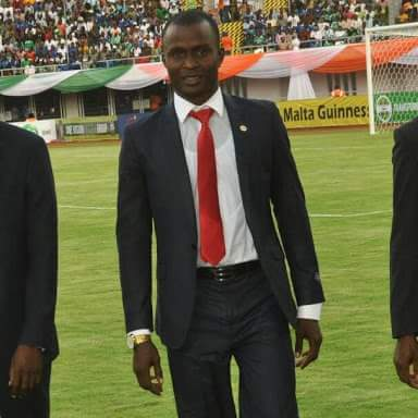 CAF Selects Nigerian Ref Aniete For 2017 U-17 AFCON