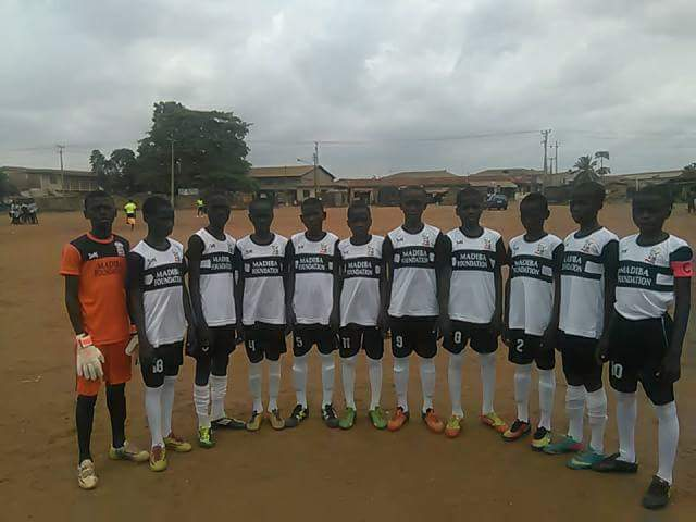 Madiba Foundation Excited After Emerging Vineyard Tourney Champions