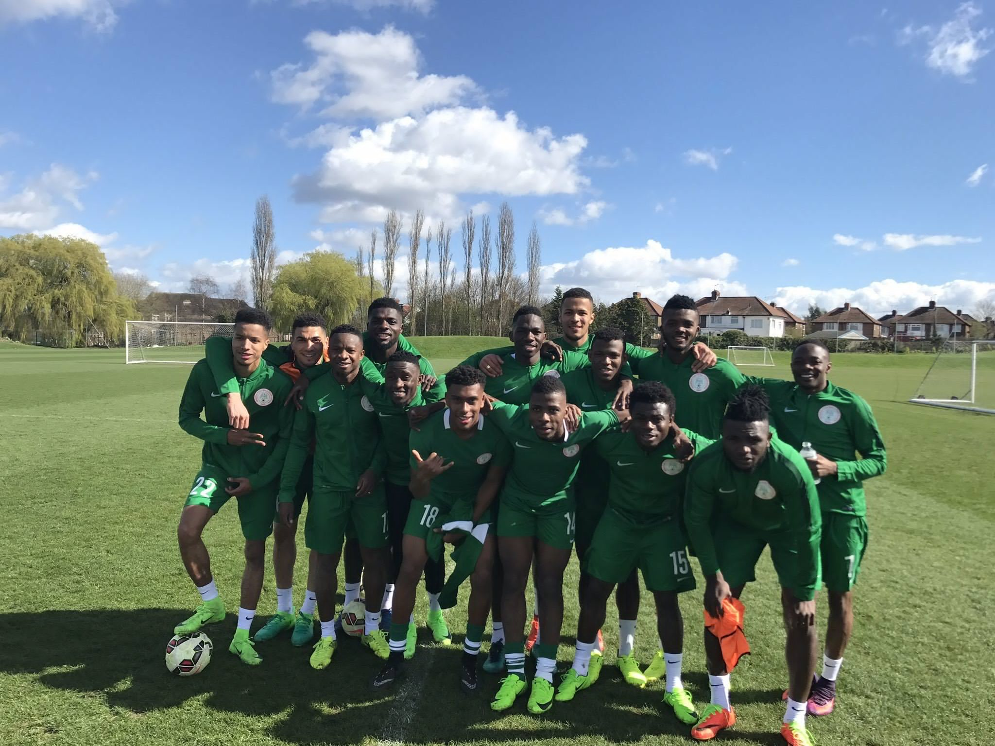 Ezenwa: Corsica Stronger Than Eagles Expected, Togo Will Be Tough